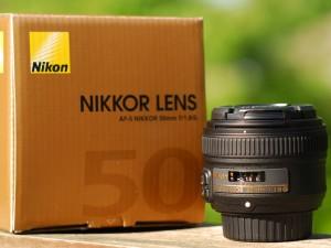 NIKKOR 50mm f1.8G 01 by Studio Lazuli