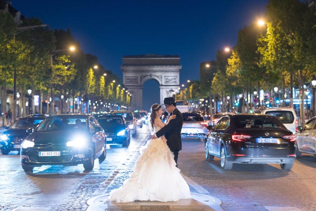 【パリでウェディングフォト】を成功に導く5つのポイント