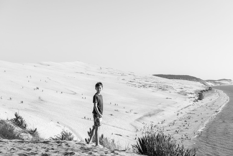 ピラ砂丘で出会った「星の王子様」